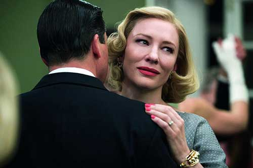 Cate Blanchett as Carol