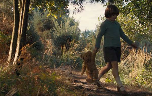Will Tilston as Christopher Robin