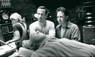 Clive Barker with Bill Condon