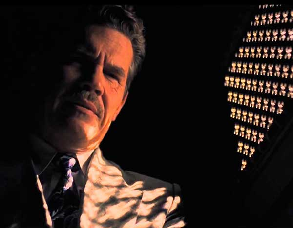 Josh Brolin as Eddie Mannix
