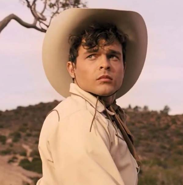 Alden Erhrenreich as Hobey