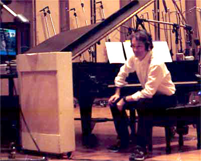 Carter at the Piano