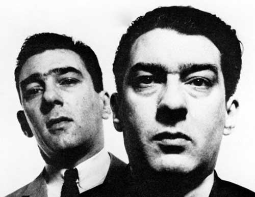 David Beiley photo of the Krays