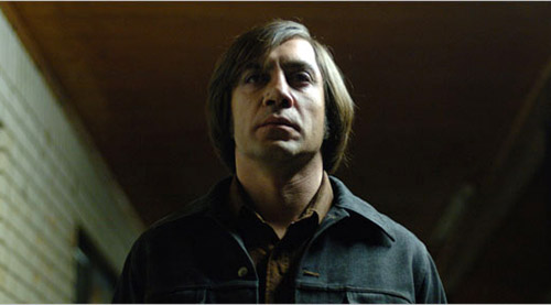 Chigurh walks